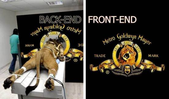 Frontend/Backend